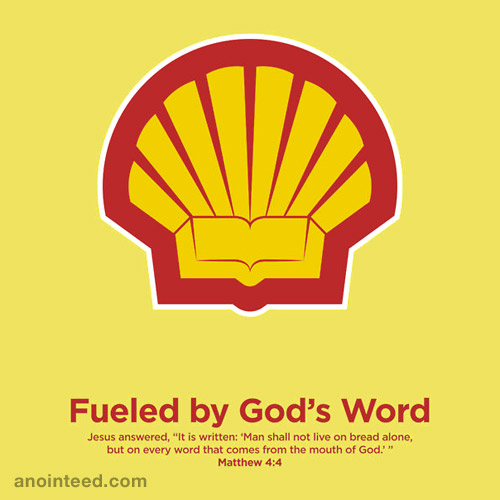 Fueled by God's Word