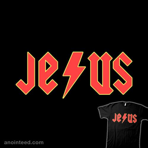 Jesus Rocks