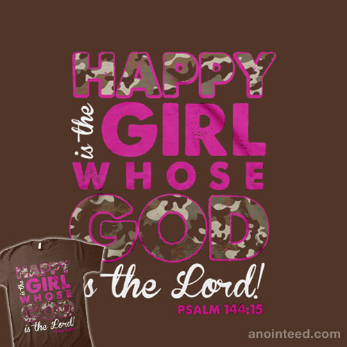 Happy Is The Girl