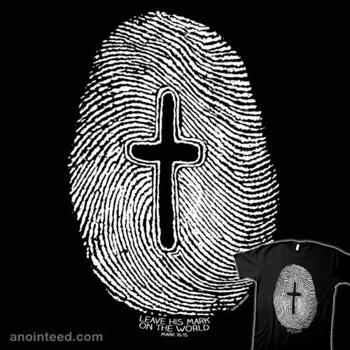 Jesus Left His Mark