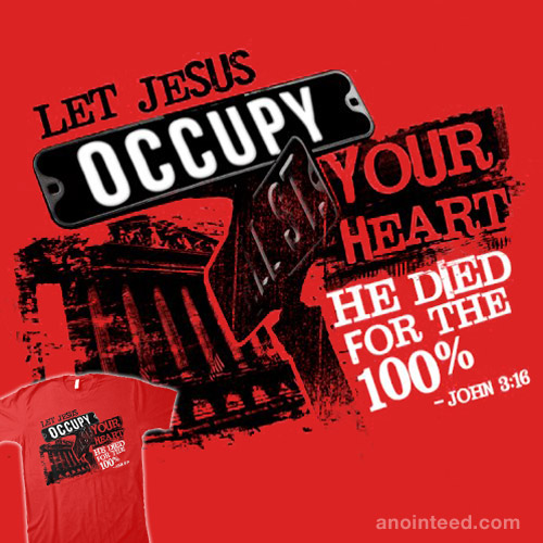 Let Jesus Occupy Your Heart