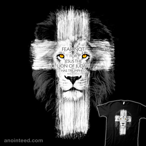 Lion Cross